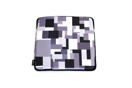 Couch-it geometrisch zitkussen om mee te nemen van neopreen van xxd Design