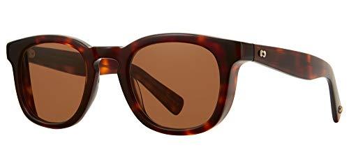 Gafas de Sol Garrett Leight KINNEY X Tortoise/Oak 48/25/140 hombre