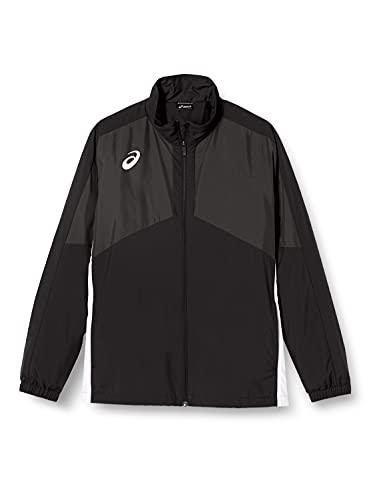 [アシックス] トレーニングウエア 裏トリコットブレーカージャケット 2031A235 [メンズ] パフォーマンスブラック 日本 XL (日本サイズXL相当)