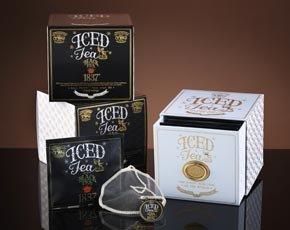 シンガポールの高級紅茶 TWGシリーズ 並行輸入品 (1837 Black Tea(1837ブラックティー1箱*アイスティー用))