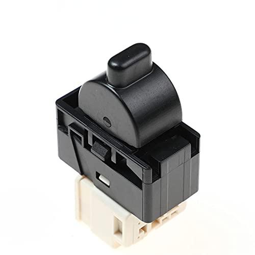 LUOERPI Interruptor de Control Maestro del elevalunas eléctrico del Coche, para Nissan Pick-UP D22 KA24,25411-2S700 254112S700