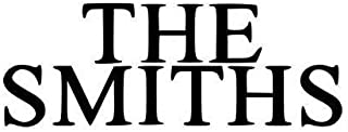 The Smiths Rock Band - Sticker Graphic - Auto, Wall, Laptop, Cell, Truck Sticker for Windows, Cars, Trucks