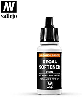 Vallejo Decal Softener 17ml Painting Accessories
