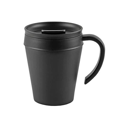 【BLKP】 パール金属 マグカップ 330ml 蓋付き 限定 ブラック 保温 保冷 BLKP 黒 AZ-5022
