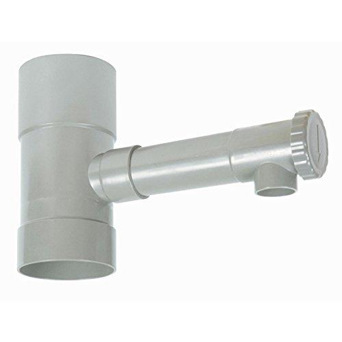 Ribiland 03669 - Récupérateur d'eau de Pluie - Diamètre 80 mm