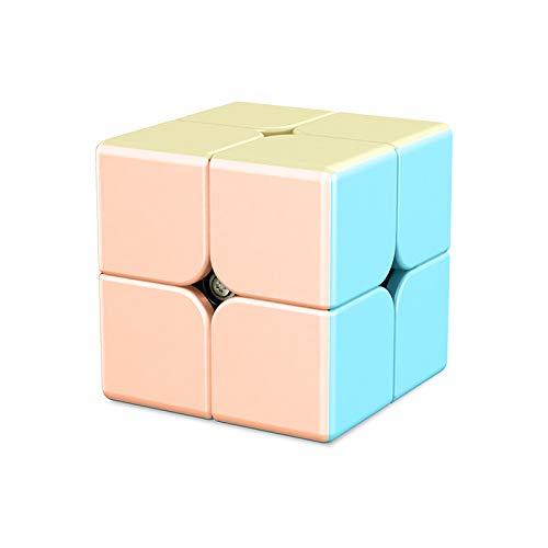 FunnyGoo MoYu Cuing Classroom Mofangjiaoshi MFJS Meilong Pastel Color Series Cube (2x2x2 Cube)