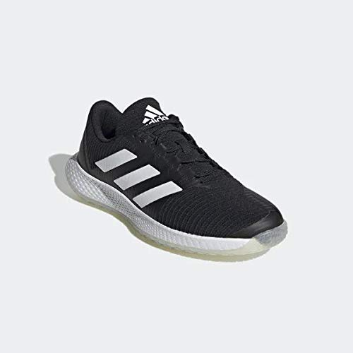 adidas ForceBounce M, Zapatillas Hombre, NEGBÁS/FTWBLA/Rojsol, 42 EU