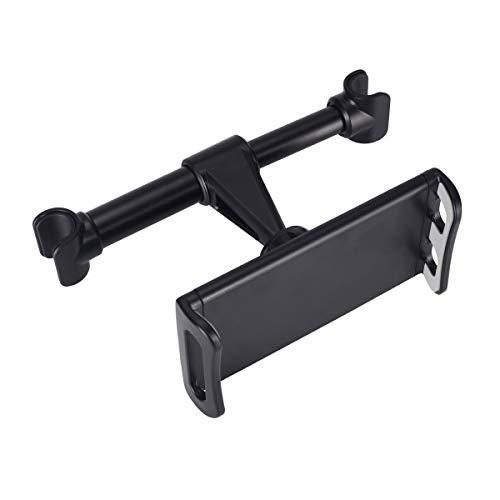 Bil baksäte nackstödsfäste, bil baksäte vagga fäste hållare för 4-11 tum mobiltelefon iPad surfplattor