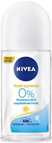 NIVEA Deo Roll-On Fresh Summer, 50 ml