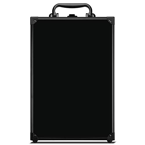 Game Card Storage Case (PRO Edition) | Case is Compatible with Magic The Gathering, Yugioh, and Other TCG Etc (Game Not Included) | Includes 8 Dividers | Fits up to 2000 Loose Unsleeved Cards image
