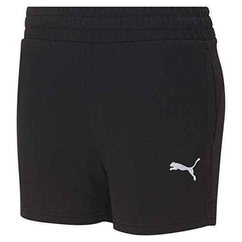 PUMA Damen teamGOAL 23 Casuals Shorts W Black, S
