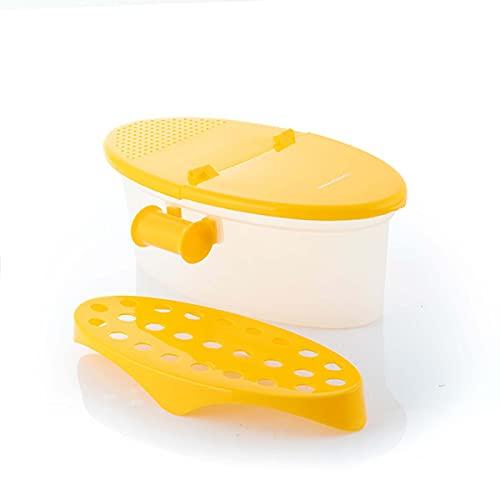 Hornillo de pasta para microondas, para cocinar pasta, para microondas, para espaguetis