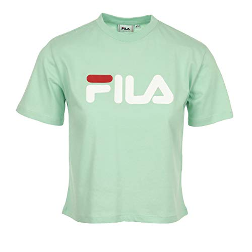 Fila Viivika Cropped Tee WN's, T-Shirt - M