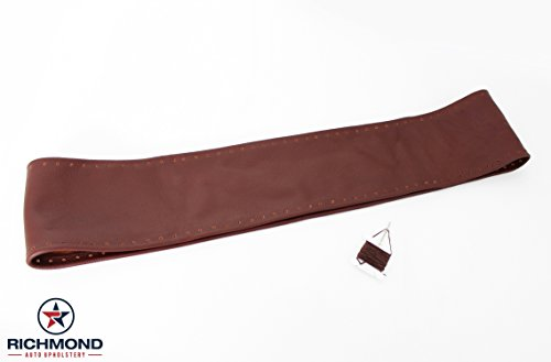 Richmond Auto Upholstery 2008 Ford F-250 F-350 King Ranch - King Ranch Leather Steering Wheel Cover