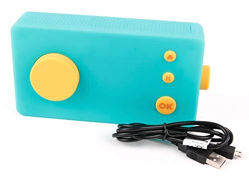 DURAGADGET Câble Micro USB de synchronisation Compatible avec Lunii, ma Fabrique à Histoires (Ancien modèle)