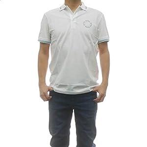 [HUGO BOSS(ヒューゴボス)] ポロシャツ Paddy 1 / 50420939 10188958 メンズ (XL, ホワイト) [並行輸入品]