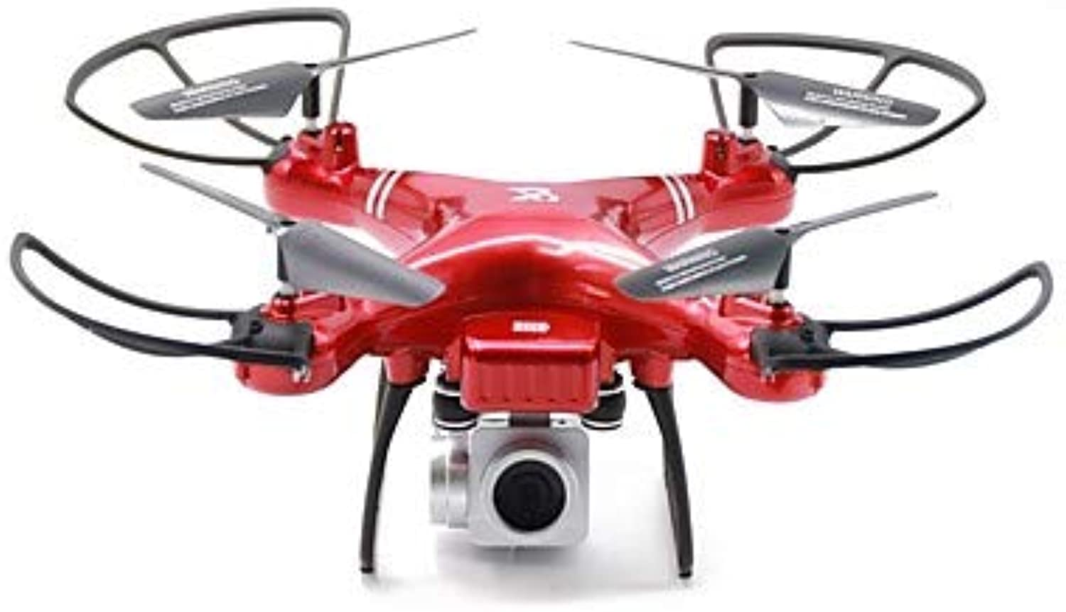 YAMEIJIA RC Drone 4CH 6 Axis 2.4G Mit HD Camera 2.0MP 720P RC Quadcopter One Key to Auto-Return Headless Mode 360°Rolling RC