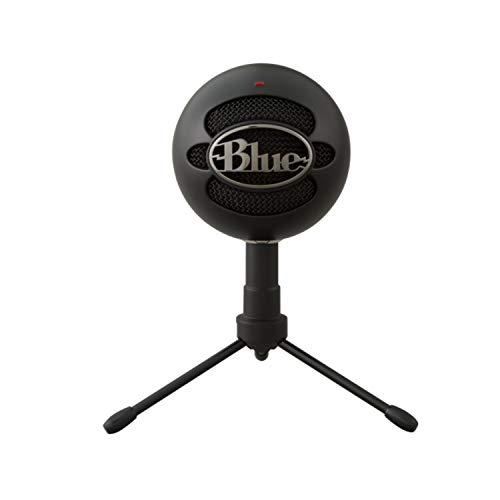 Microphones Snowball Ice de Blue - Micrófono para ordenador con sopor