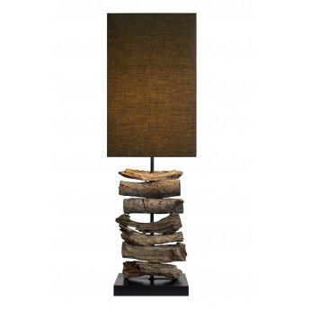 Lampe bois flotté COPO