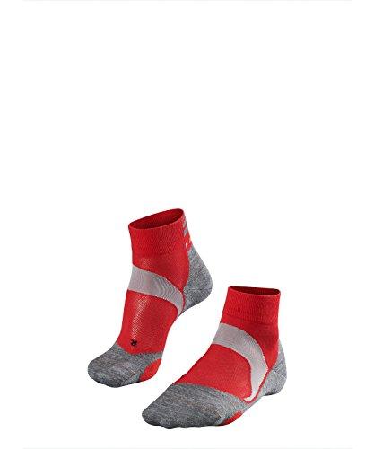 FALKE Unisex, Socken BC5 Baumwollmischung, 1 er Pack, fire, 42-43
