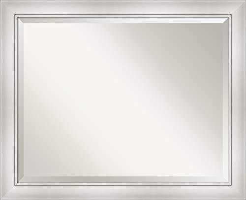Amanti Art Framed Vanity Mirror | Bathroom Mirrors for Wall | Flair -