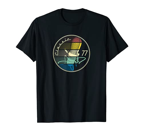 Micrófono Vintage Camiseta