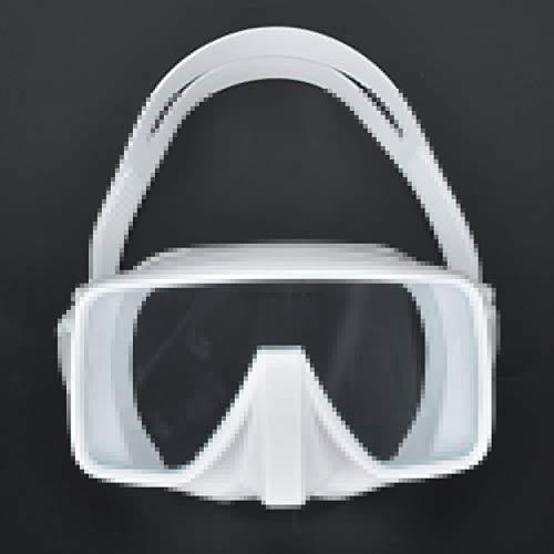 DAUERHAFT Gafas de Snorkel portátiles y convenientes con Buen Sellado, para bucear