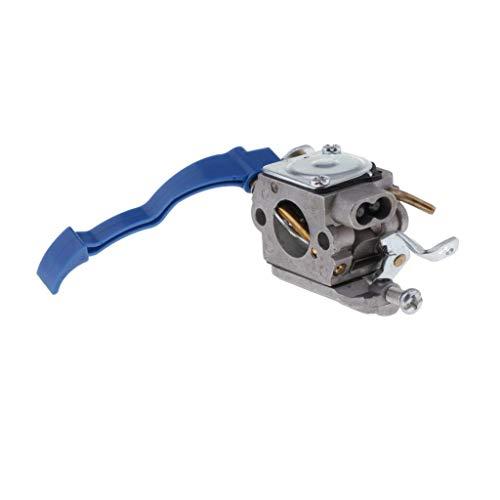 Baoblaze Kit de Carburador C1Q-W37 para Soplador 125B 125BX Reemplazo 545081811