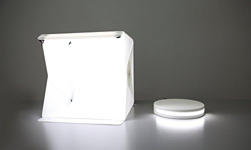 Foldio360 Drehteller mit App- und Kamerasteuerung für Foldio2 Lichtzelt