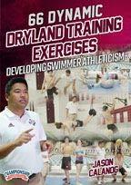 66 Dynamic Dryland Training Exercises: Developing Swimmer Athleticism