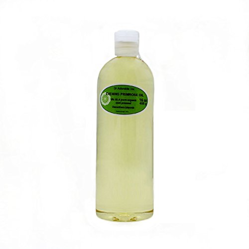Evening Primrose Oil 9% GLA Health Natural Care 16 Oz/1 Pint
