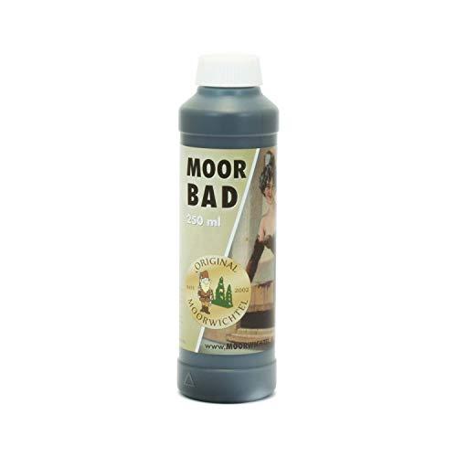 Preisvergleich Produktbild Original Moorwichtel Uni Moorbad Flasche,  schwarz,  1 liter,  621050