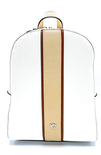YNOT BACKPACK GRA-003S0 WHITE 35X25