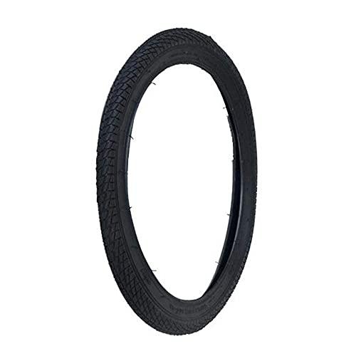 Neumáticos bicicleta, neumáticos interiores exteriores 16 pulgadas 16X2.125, engrosados y resistentes desgaste, borde alambre acero, adecuados para accesorios plegables para bicicletas / carritos b