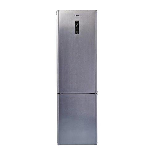 Candy ckcn 202ix/1autonome 340L A + Edelstahl Kühlschränken–réfrigérateurs-congélateurs (340L, kein Frost (Kühlschrank), n-st, 11kg/24h, A +, Edelstahl)