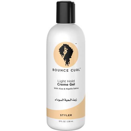Bounce Curl Light Creme Curly Hair Gel | Curly Hair Styling Gel | 238ml
