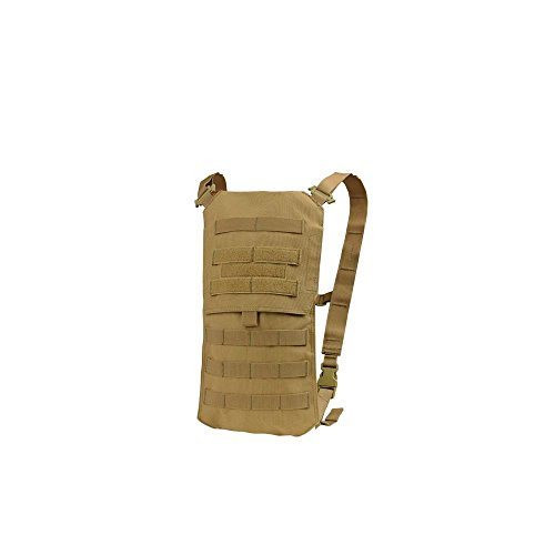 Condor Tactical Oasis Hydration Carrier (with Bladder) - Brown