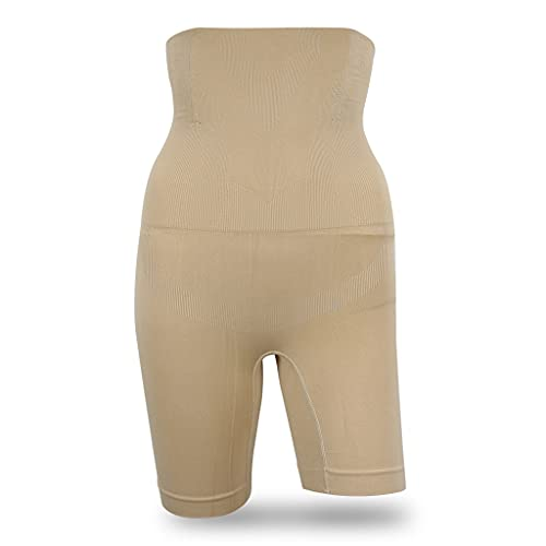 CHYSP Cuerpo Sculping Mujer Body Slimming Trainer Shapewear Butt Lifter Cofre Mejorando Deslice Full Slippy-Backed (Color : Style Four, Size : 2XL-3XL)