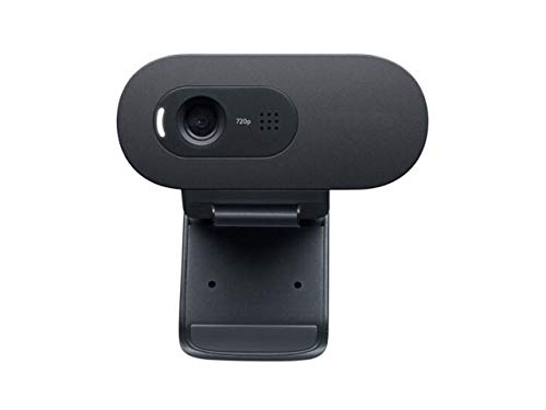 Logitech C270i PTV 960-001084 Desktop or Laptop Webcam, HD 720p Widescreen for Video Calling and...