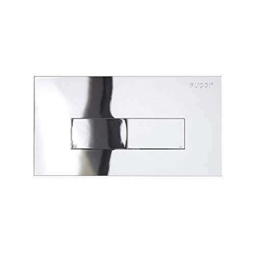 Nuova Placca Cassetta Eco Slim Cromata Sostituisce 80005710 Pucci 80179562