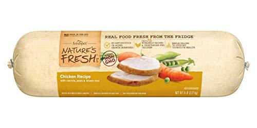 Freshpet, Dog Food Natures Fresh Chicken Recipe, 5 Pound
