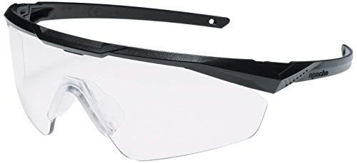 Uvex 9112265 - Gafas protectoras para caza (resistentes a los golpes y tácticas, con 3 lentes intercambiables)