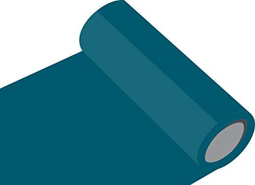 Klebefolie - Oracal 751-608 petrol - 63 cm Rolle Größe 10 Meter