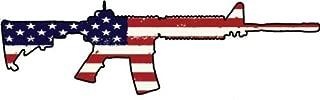 american flag ar 15