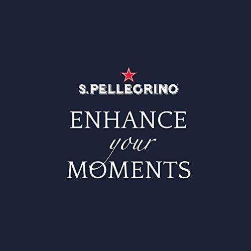 S.Pellegrino Sparkling Natural Mineral Water, Original, 25.3 Fl Oz (Pack of 6)