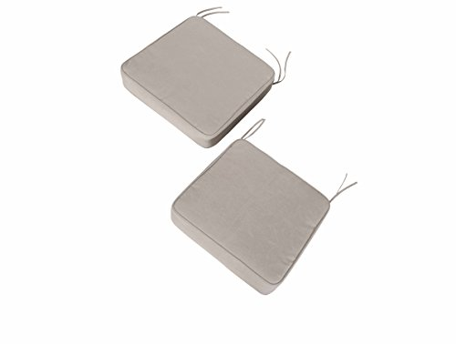 Sunjoy S-PL063PFB Seat Cushion, Tan