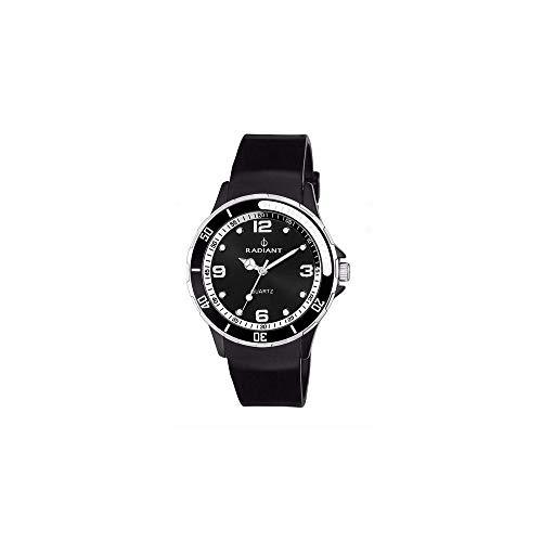 Radiant Reloj analogico para Mujer de Cuarzo con Correa en Caucho RA151601