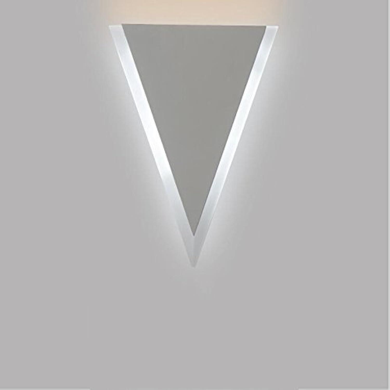 Mode Moderne, Minimalistische Kreative Persnlichkeit Led Wandleuchte Wohnzimmer Esszimmer Den Schlafzimmer Wand Lampe [Effizienz  A+] Schne Lampen