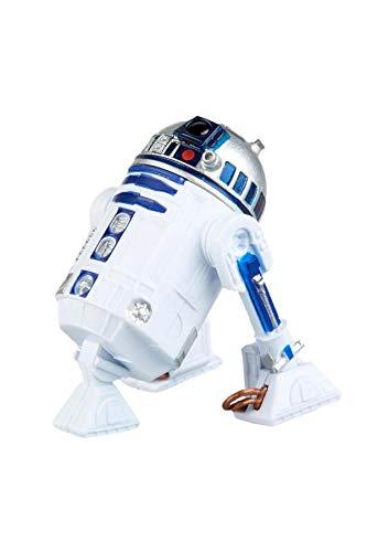 Star Wars Figura de acción de Astromech de la Galaxia de las aventuras R2-D2 de 9,5 cm y mini póster