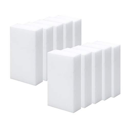 Jessicadaphne Paquete 10 esponjas Limpieza mágica